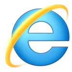 Image of Internet Explorer Logo